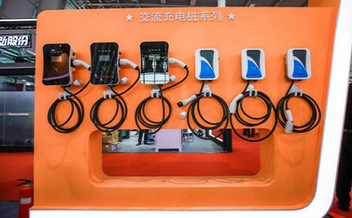 EV charging stations in Exhibition